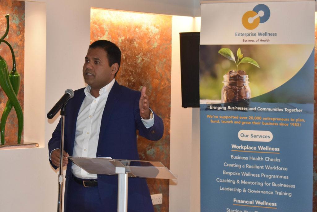 Rajesh Agrawal Deputy Mayor, Business GLA